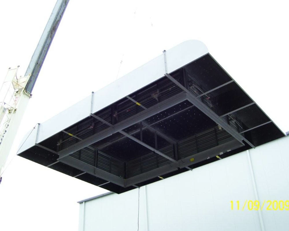Industrial Ventilation Systems : Industrial ventilation systems