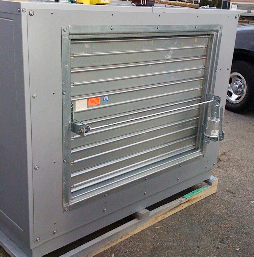 Packaged Air Handling Units Industrial Ventilation Systems